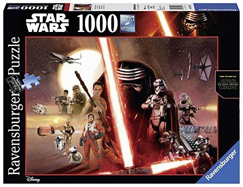 Star Wars - Puzzle, 1000 Piezas (Ravensburger 19549 7)