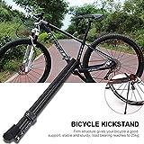 Vbestlife Bike Kickstand, Carbon Fiber Bicycle Quick Release Stand Rack for 26/27.5inch Mountain Bike & 700C Road Bike