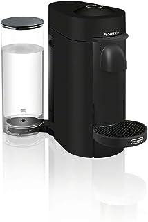 Nespresso by De'Longhi VertuoPlus Coffee and Espresso Machine by De'Longhi, Black Matte