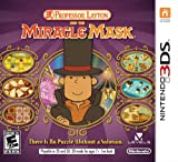 Professor Layton and The Miracle Mask - Nintendo 3DS (Video Game)