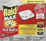 Raid Max Double Control Ant Baits, 8 CT (1)
