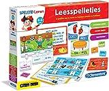 Clementoni- Juego Educativo de Lectura (en holandés). (0619199)
