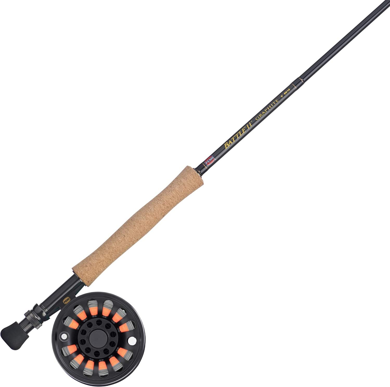 Penn Battle Fly Outfit Reel and Fishing Rod Combo review