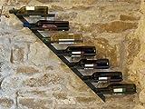 DanDiBo Porte-Bouteilles Casier à vin Diagon 100cm en métal...