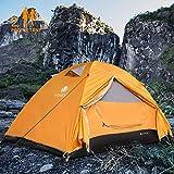 V VONTOX Tente 2 Personnes, Tente de Camping Dôme Ultra Légère, PU...