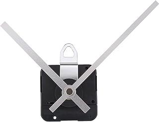 Mudder 31 mm Long Shaft Quartz Clock Movement DIY Clock Repair Kit (Silver)