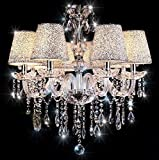 Cristal Lampe Suspension topmax Lampe suspension plafonnier lampe lustre