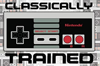 Pyramid America Nintendo Classically Trained Video Game Gaming Cool Wall Decor Art Print..