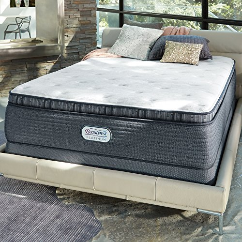 "Beautyrest 15"" Spring Grove Plush PillowTop Mattres Mattress, Twin XL"
