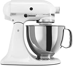 KitchenAid RRK150WH  5 Qt. Artisan Series – White (Renewed)