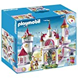 Playmobil - 5142 - Jeu de construction - Palais de princesse