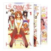Bộ sưu tập Love hina - hộp từ 1 đến 14