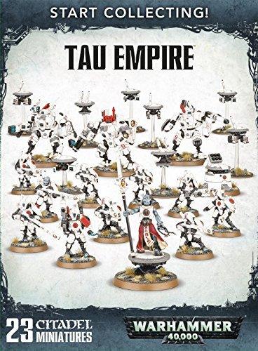 Games Workshop 99120113055' Warhammer 40,000 Tau Empire...
