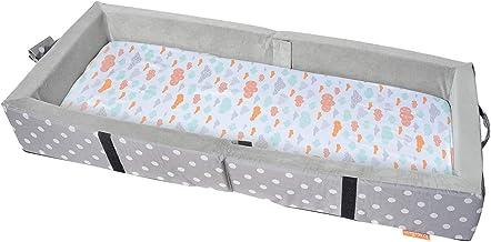 Milliard Portable Toddler Travel Nap Mat, Folds for Travel