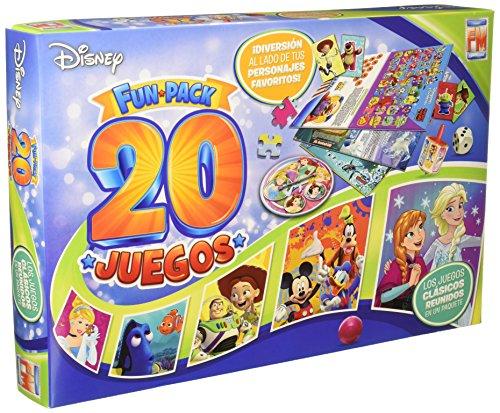 Disney Juego de Mesa 20 Juegos