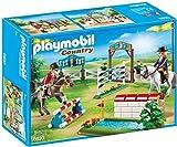 PLAYMOBIL Country Torneo de Caballos, a Partir de 5 Años (6930)