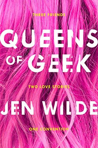 Queens of Geek by [Jen Wilde]
