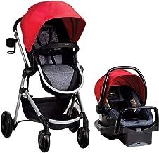 Pivot Modular Travel System with Safemax Rear-Facing Infant Car Seat