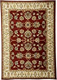 Red Area Rugs for Living Room Area Rugs 5x7 Under 50