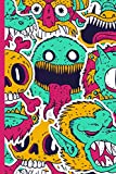 Wasted Monsters : Cannabis Rating Journal Notebook: Personal Marijuana (Medical & Recreational Use) Review for Pain, Anxiety, Depression, Migraine, and Arthritis Relief and Other Medical Conditions