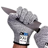 Dowellife Cut Resistant Gloves...