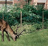 Dalen Gardeneer Deer Netting – Polypropylene Mesh Deer Defense – Enhanced Durability and...