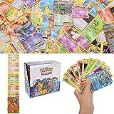 YNK 324 Pcs Cartes, Flash Card, Cartes à Collectionner Pokemon GX, Sun & Moo...