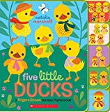 Five Little Ducks (Fingers & Toes Nursery Rhymes)