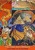Thilia. Reise durch Mittelerde. Acrylmalerei von Michael Weiler. (Wandkalender 2022 DIN A3...