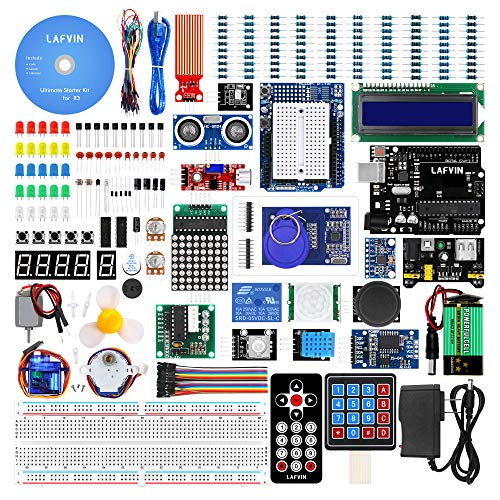 61PQI7OnmbL - 7 Best Arduino Starter Kits for DIY Electronics and Programming