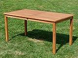 ECHT Teak Gartentische Holztisch Tisch in verschiedenen Größen - 6