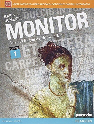 Monitor lezioni. Per i Licei. Con e-book. Con espansione online: 1