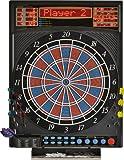 Jeu de fléchettes électronique Dartona JX2000 Tournoi Pro – Cible de tournoi avec 41 jeux et plus de 200 variantes possibles.
