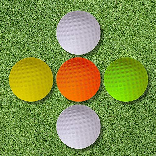 Product Image 5: Jef World of Golf Foam Practice Balls (42 Multi-Colored Balls)