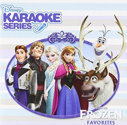Disney Karaoke Series: Frozen Favorites