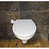 Saniclean - Abattant de Toilette siège WC Japonais lavant Non Electrique...