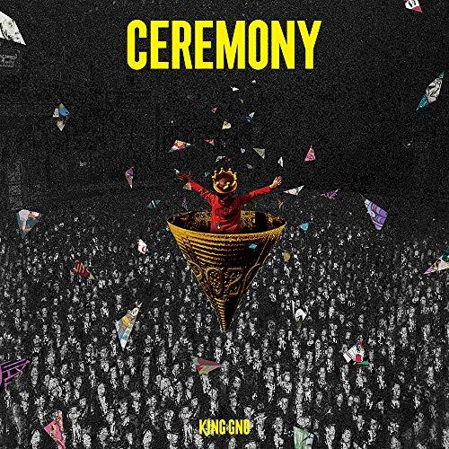 【Amazon.co.jp限定】CEREMONY (初回生産限定盤) (Blu-ray Disc付) (デカジャケット付)