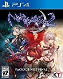 Nights of Azure 2: Bride of the New Moon - PlayStation 4 (Video Game)
