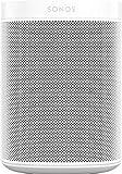Sonos One SL - Enceinte Sans Fil - Multiroom Wifi - Air Play 2 - Son Clair - Interface Tactile - Blanc