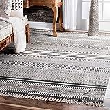 nuLOOM Raina Flatweave Area Rug, 7' 6' x 9' 6', Grey