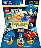 Sonic the Hedgehog Level Pack - Lego Dimensions (Video Game)
