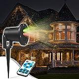 Noël Projecteur de lumière Lampe - Halloween Lumières étoilées Fête,...
