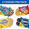 OREO Original, OREO Golden, CHIPS AHOY! & Nutter Butter Cookie Snacks Variety Pack, 56 Snack Packs (2 Cookies Per Pack) #2