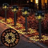 Solar Powered Garden...image