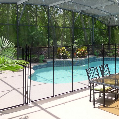 61SLYwP3lAL - 7 Best Pool Fences to Keep Your Swimming Areas Safe