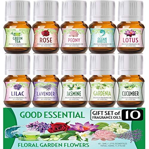 Floral Essential Fragrance Oil