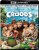 The Croods 4K Ultra HD + Blu-ray + Digital - 4K UHD