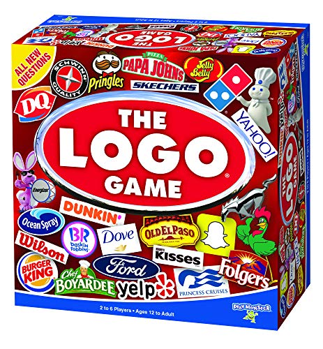 The Logo Game -- New 2019 Edition with All New Questions!