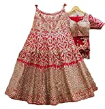 Raj Shree Ethnique Lehenga Choli Indien Femmes Designer Partywear Ethnique Traditionnel Lehenga Choli Mariage Porter Lehenga FR04
