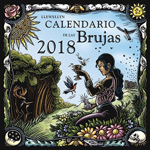 2018 Calendario de las Brujas
